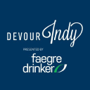 Devour Indy logo icon