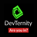 Dev Ternity logo icon