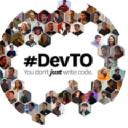 Dev To logo icon