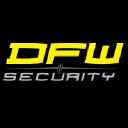 Dfw Security logo icon