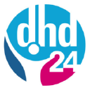 Dhd24 logo icon