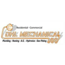 dhlmechanical.ca logo icon