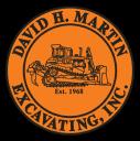David H Martin logo icon