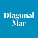 Diagonal Mar Centre logo icon