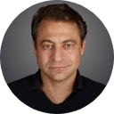 Peter Diamandis logo icon