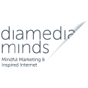 Diamedia Minds logo icon
