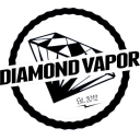 Diamond Vapor logo icon