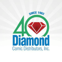 Diamond Comic Distributors logo icon
