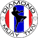 Diamond Muay Thai logo icon