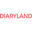 Search Diaryland logo icon