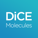 Di Ce Molecules logo icon
