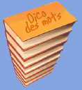 Dico Des Mots logo icon