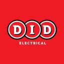 D Electrical logo icon
