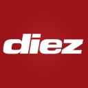 Diez logo icon