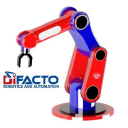 Di Facto logo icon