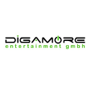 Digamore Entertainment logo icon