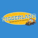 Diggerland logo icon