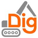 Diggernaut logo icon