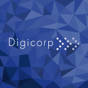 Digicorp logo icon