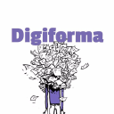 Digiforma logo icon