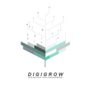 Digigrow logo icon