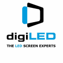 Digi Led logo icon