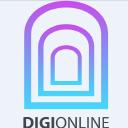 Digionline logo icon