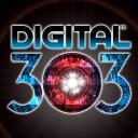 Digital 303 logo icon