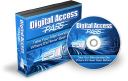 Digital Access Pass logo icon