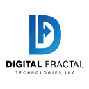 Digital Fractal logo icon