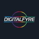Digital Fyre logo icon