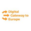 Digital Gateway To Europe logo icon