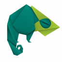 Digital Lizard logo icon