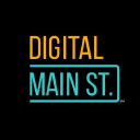 Digital Main Street logo icon