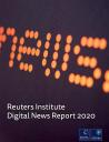 Digital News Report logo icon