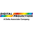 Digital Projection logo icon
