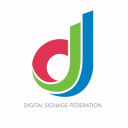 Digital Signage Federation logo icon