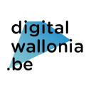 Digital Wallonia logo icon