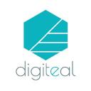 Digiteal logo icon