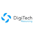 Digi Tech Resourcing logo icon