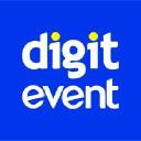 Digitevent logo icon