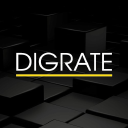 Dig Rate logo icon