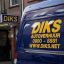 Diks Autoverhuur logo icon