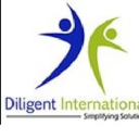Diligent International logo icon