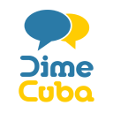 Dime Cuba logo icon