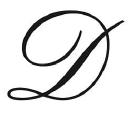 Di Micheli logo icon