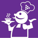 Dine In Connecticut logo icon