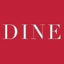 Dine Magazine logo icon