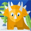 Dino Lingo logo icon