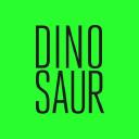 Dinosaur logo icon